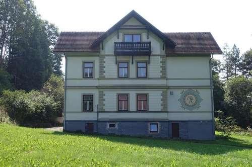 Stilvolle Villa am Waldrand!