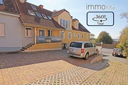 Top Loft -Wohnung mit 5 eigenen Parkplätzen in Graz