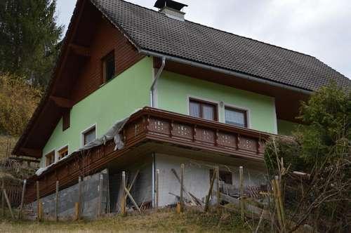 Bastlerhaus Nähe Bärnbach in Ruhelage mit großem Grundstück!