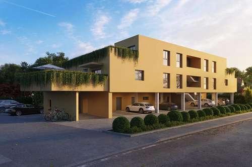 Straßgang - Barrierefrei 2 Zimmer Wohnung mit Garten - Top 5 gs-pa