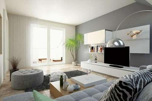 cleveranlage.at - Straßgang - 30 m2 Anlegerhit mit Gartenanteil - Top 3 gs-pa
