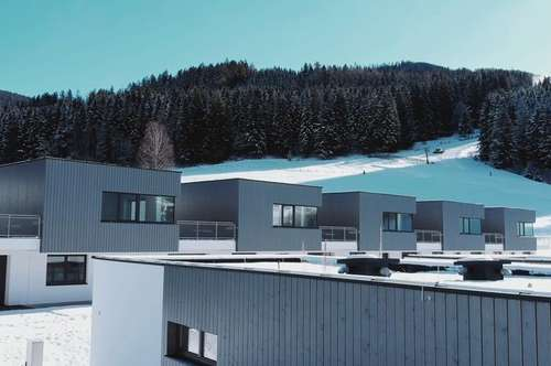 Cleveranlage.at Mountain Resort St. Lambrecht! Exklusives Ferienhaus c-mr