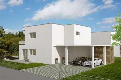 Einfamilienhaus mit großer Terrasse vor den Toren Graz! Haus Typ 1