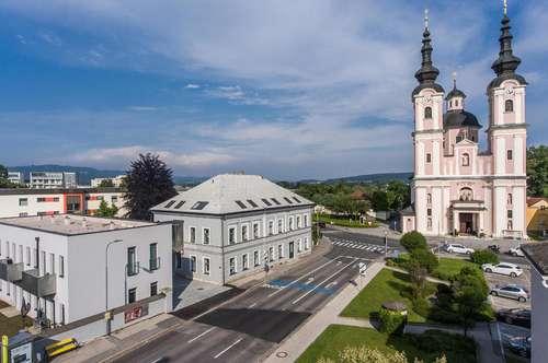 Villach - Stadthaus Perau - Mietwohnung - Betreutes Wohnen TOP 9