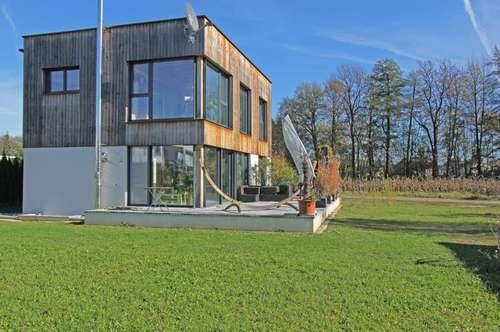 Neuwertiges, modernes & offenes Traumhaus im Süden von Graz. Ökologisch gebaut.