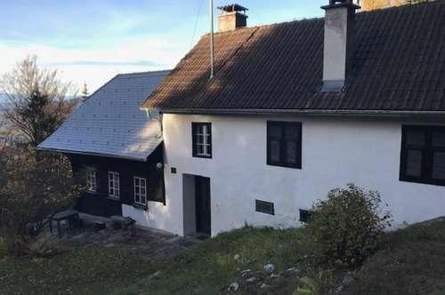 Sie suchen Ruhe und Natur! Haus 300 Jahre alt in Waldrandlage Nähe Anger!