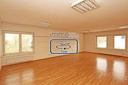 Um € 10/m² netto - ALL IN - Große, helle Büros in Raaba