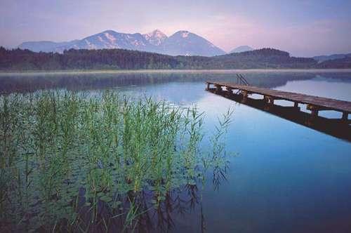 HW31: SEEPARK Klopeinersee. Traumhafte Seedomizile mit eigenem Badestrand spk