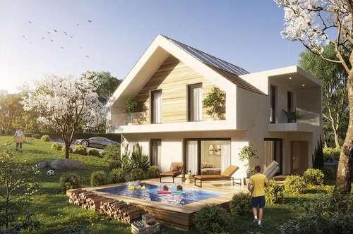 Haus 1: Schlüsselfertiges Einfamilienhaus mit Photovoltaikanlage *slf