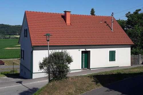 Solide saniertes Einfamilienhaus in St. Margarethen/ Raab