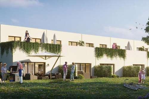 Wohnbauförderung, Reihenhäuser in Straßgang, 4-5-Zimmer - H4