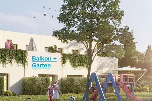 Prov.frei - Neubau-Reihenhaus mit Garten in Straßgang - H3