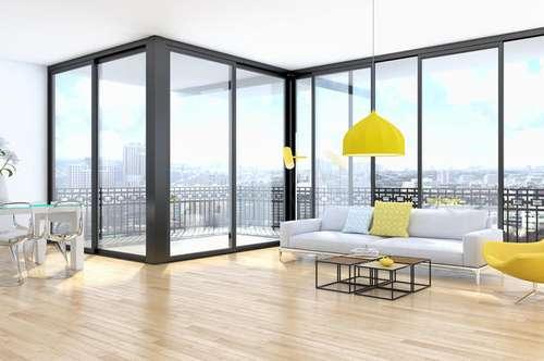 Penthouse-Wohnung - Hochwertig wohnen! TOP 3