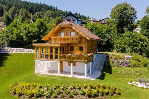 Landhaus mit Wörthersee-Blick
