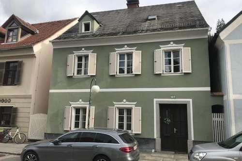 Herrenhaus mit Nebengebäude direkt im Ortszentrum von Übelbach!