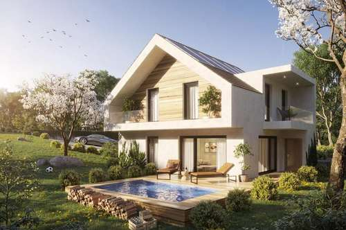 Haus 6: Schlüsselfertige Doppelhaushälfte mit Photovoltaikanlage *slf