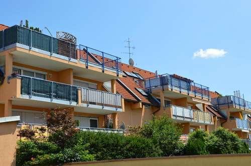 108 m² 4-Zimmer Maisonette-Wohnung mit 2 Terrassen und Tiefgaragenplatz!