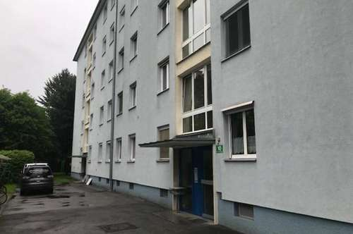 Gut aufgeteilte und zentral gelegene 2 Zimmerwohnung Nähe ORF Zentrum!