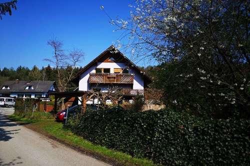 Großes Haus in Thal bei Graz mit Wintergarten und ebenen Grundstück