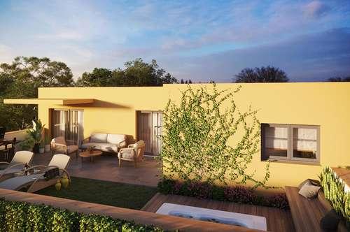 Penthouse mit Dachterrasse und Garten - Top 13 - gs-pa