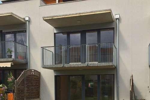 4 Reihenhäuser in Eisbach-Rein zu verkaufen mit 4% Rendite