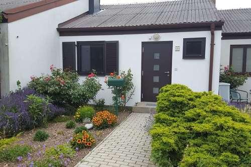 Reihenhaus mit Garten und Balkon