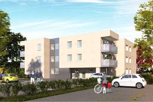 Geförderte Mietwohnungen mit Kaufoption in 3250 Wieselburg - Top 6