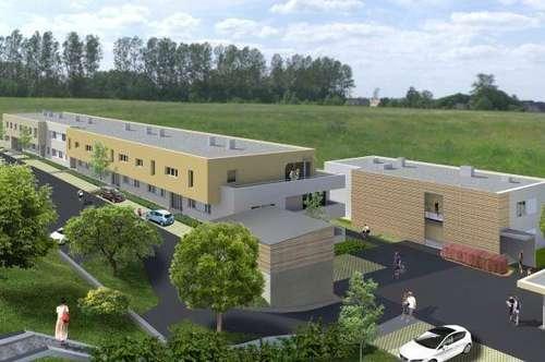 Geförderte Mietwohnungen mit Kaufoption in Unterolberndorf