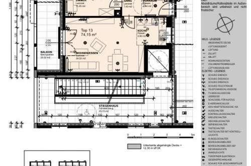 Geförderte Mietwohnung mit Kaufoption in 3100 St. Pölten