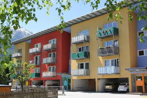 Schöne geförderte 3-Zimmer Wohnung in Schwarzach zu vermieten!