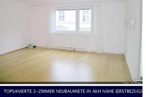 18.Teschnergasse - TOPSANIERTE 2-ZIMMER NEUBAUMIETE IN VOLKSOPER NÄHE (ERSTBEZUG)