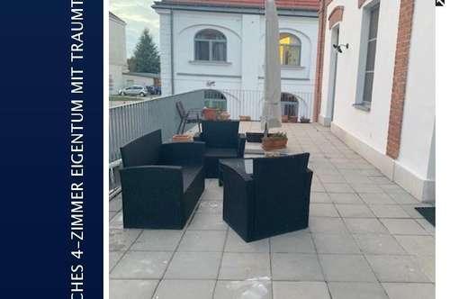 Oberwaltersdorf - STYLISCHES 4-ZIMMER EIGENTUM MIT TRAUMTERRASSE