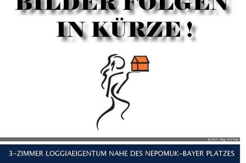 17. Rosensteingasse - 3-ZIMMER LOGGIAEIGENTUM NAHE DES NEPOMUK-BAYER PLATZES