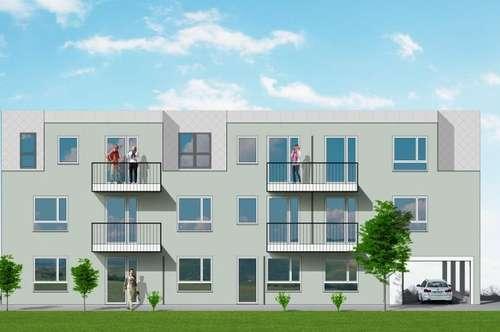 Neubauwohnung nähe Badeteich Gerasdorf