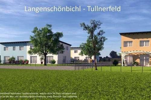Wohnen bei Tulln - Neue Familienhäuser!