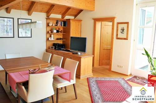 exklusive Maisonette-Wohnung in Zell am Ziller
