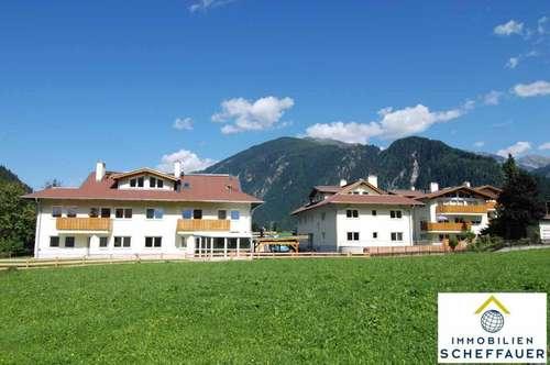 Gepflegte 4-Zimmer-Wohnung in Mayrhofen zu vermieten: