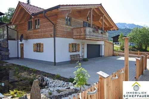 Ruhig gelgenes Einfamilienhaus in Steinberg am Rofan zu verkaufen: