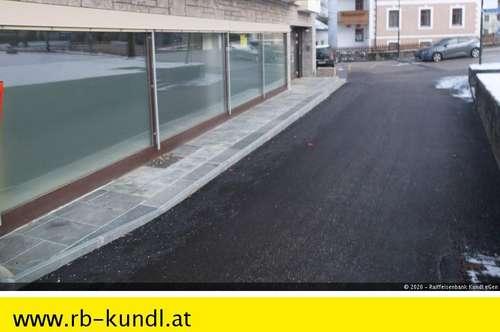 KUNDL Zentrum - Großzügiger Geschäftsraum in frequentierter Lage