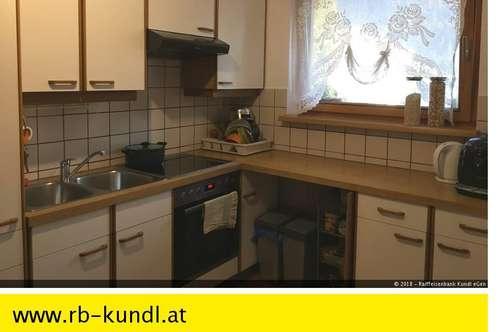 KUNDL Dorfstraße - Helle 2-Zimmer-Wohnung mit Balkon zur MIETE