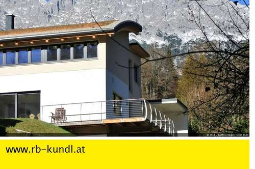 ELLMAU - Modernes Einfamilienhaus in traumhafter Sonnenlage
