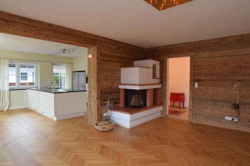 Repräsentative Wohnung mit herrlichem Bergblick