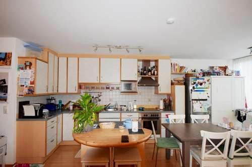 Attraktive, teilmöblierte 3-Zimmer-Gartenwohnung in ruhiger Lage