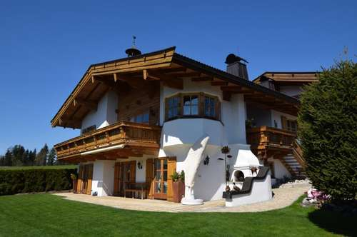 Geschmackvolles Tiroler Landhaus in Bestlage/Ortsteil Prama