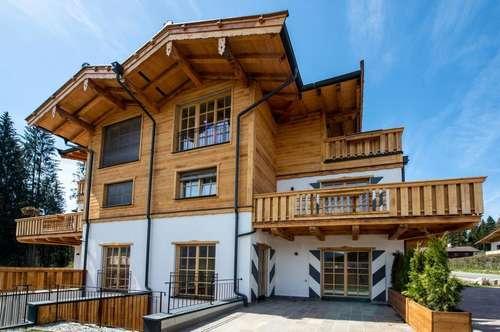 Neubau - Herrliche EG-Maisonette mit Gipfelblick - Top 3