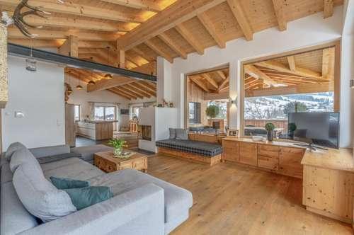 Wunderschönes Einfamilienhaus mit Einliegerwohnung am Wilden Kaiser