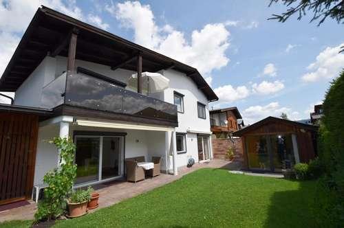 Freizeitwohnsitz - Attraktives Ferienhaus in ruhiger, zentraler Sonnenlage