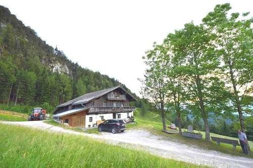 Traumhafter Freizeitwohnsitz am Hintersteinersee