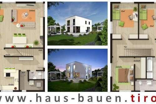KUFSTEIN: Ein Lifestyle-Haus in bester Tiroler Baumeisterqualität.