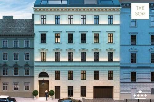 THE SON - revitalisierte Altbauwohnung in Top-Lage!